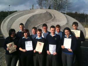 FVC students excel at Key Programme awards